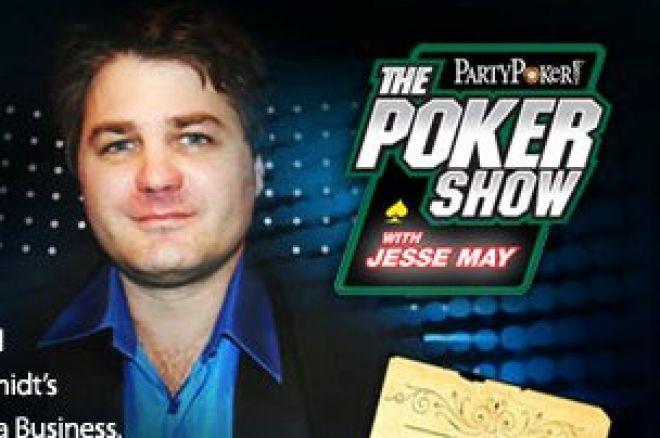 Jesse May Poker Show -Episode 7 - Intervju med Phil Laak 0001