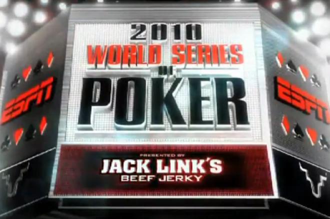 World Series of Poker се завръщат на екран от 27 юли 0001
