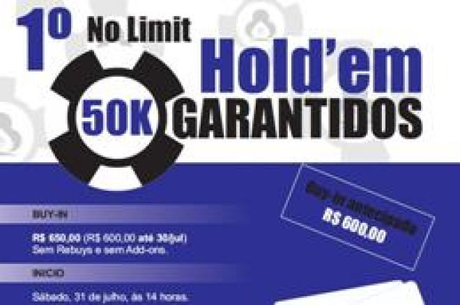 No-Limit Hold'em $50K GRT