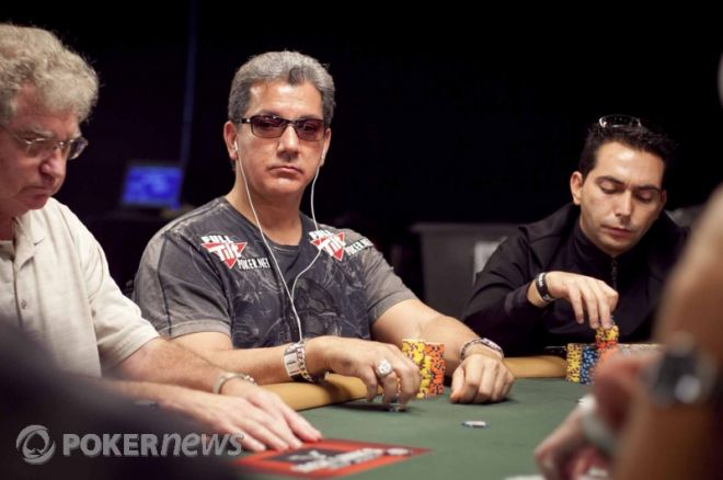 The Nightly Turbo: Bruce Buffer Wins Hustler Tournament, World Series of Poker Launches... 0001