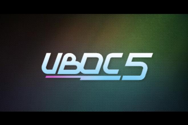 UBOC 5 ще се проведе в периода 18-29 август 0001