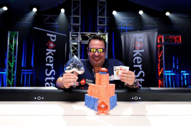 Lendvai Tamás megnyerte a Velencében rendezett pókertornát 0001
