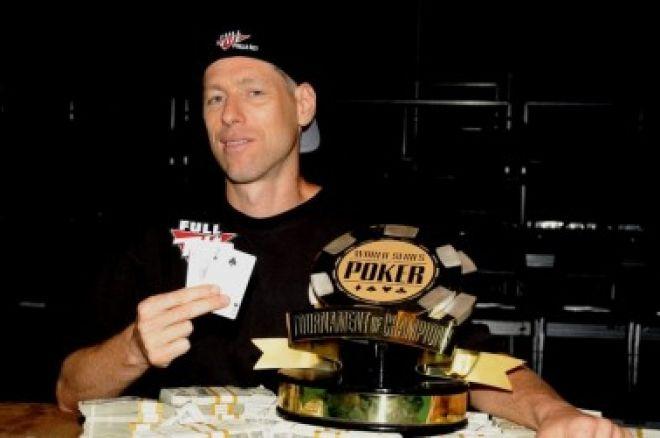 Polední turbo: Martonas je zpět, WSOP na ESPN 0001