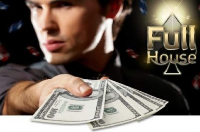 Party Poker Full House Promotion