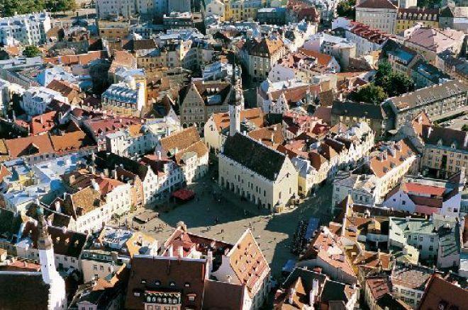 The PokerNews Jet Set: Tallinn 0001