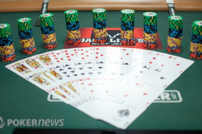 Покер Урок: Сваляне на нивото на игра 0001