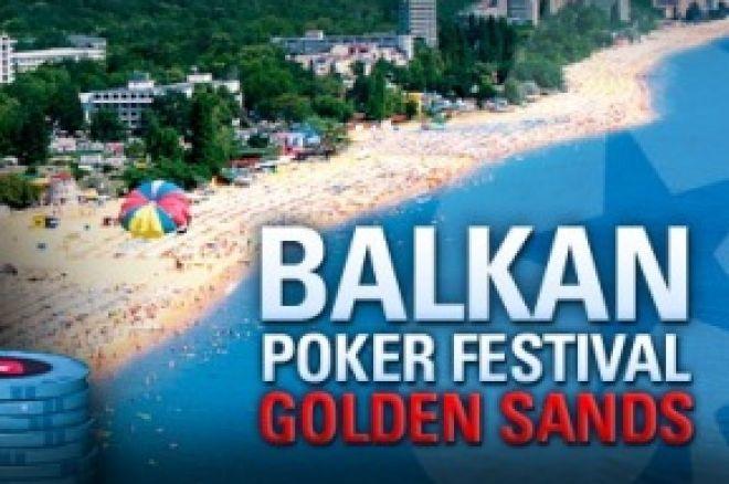 Супер сателитна неделя за финала на BALKAN POKER TOUR 0001