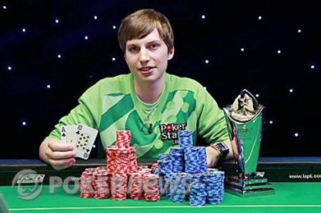 Matthias Habernig vence PokerStars.net Latin American Poker Tour Florianópolis 0001