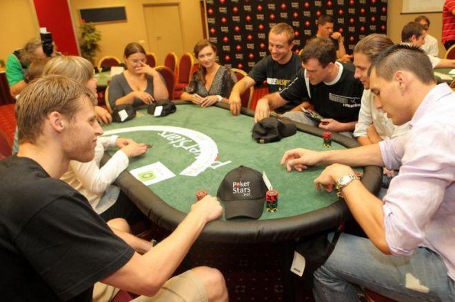 Labdaringame PokerStars turnyre varžėsi žvaigždės 0001