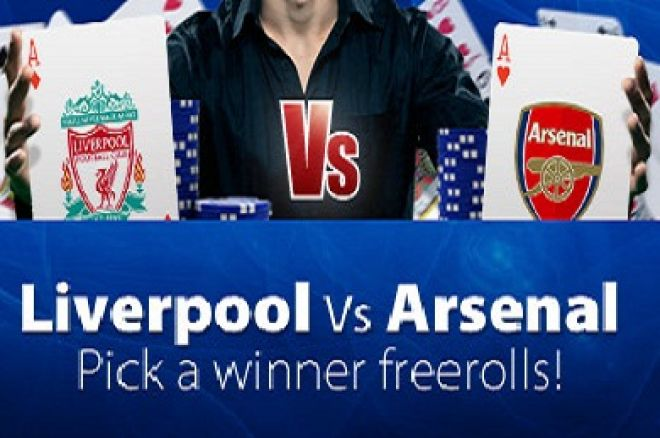 Познайте 1/X/2 на Ливърпул-Арсенал и Betfred ще удвои... 0001