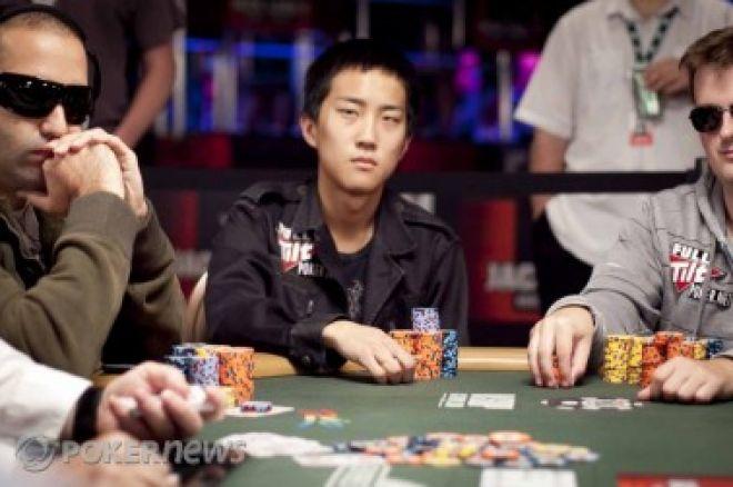 WSOP pagrindinio turnyro partijos analizė su Adamu Junglenu. Pirma dalis 0001