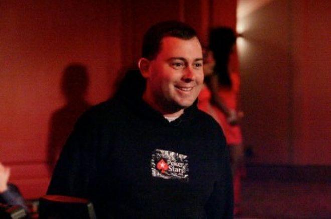 """Dosažení Supernova Elite s Team PokerStars Online Pro Dusty """"Leatherass"""" Schmidtem 0001"""