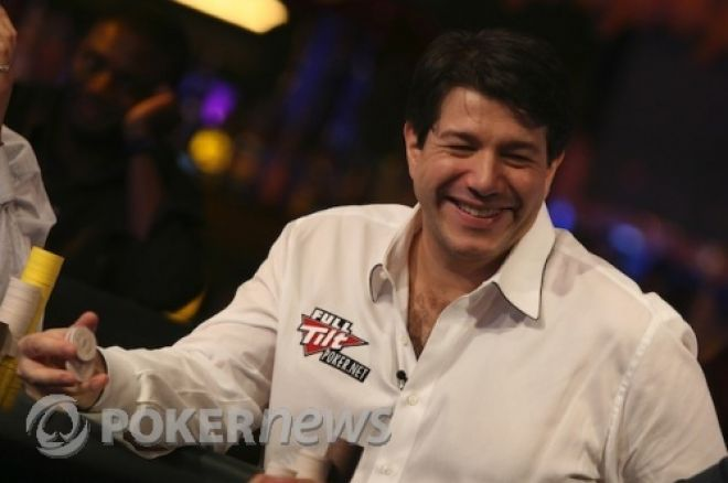 Full Tilt Poker Merit Cyprus Classic High Roller Day 1: Benyamine Leads The Way 0001
