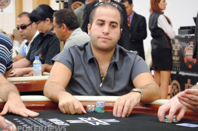 Full Tilt Poker Merit Cyprus Classic Day 1a: Chouity's Rockets Propel Him to the Top 0001