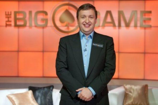 Tony G no PokerStars Big Game