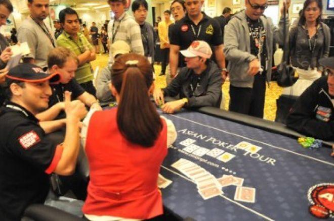 扑克牌迷又来到马尼拉参加即将进行的亚洲扑克巡回赛菲律宾站 0001