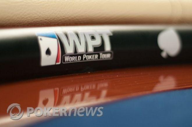 Neljäs pelipäivä WPT Legends of Poker turnauksessa pelattu 0001