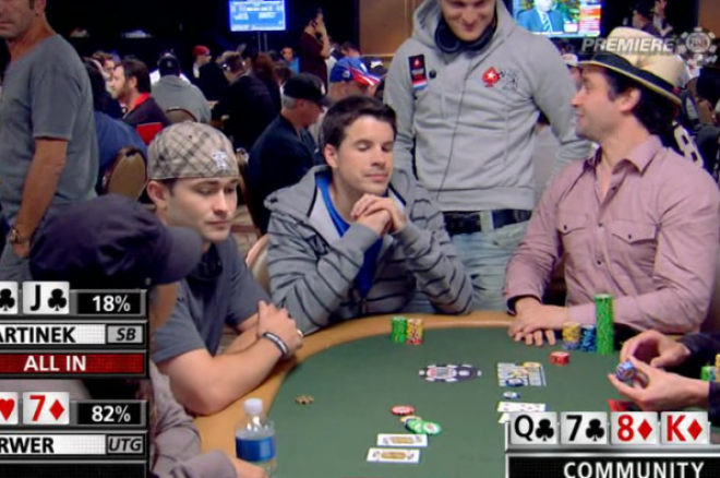 WSOP 2010 aflevering 9 en 10 (Main Event dag 2A)