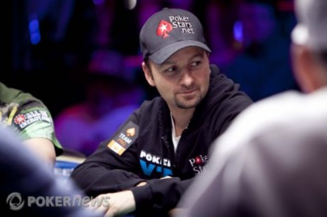 Team PokerStars Daniel Negreanu
