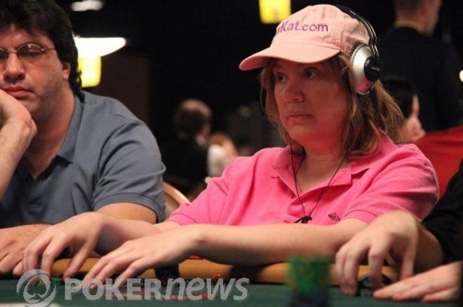 Kathy Liebert 100. WPT-versenyén indult 0001