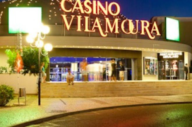 2010 PokerStars EPT Vilamoura  dag 3 - Tom Johansen spiller på 400.000 med 30 spillere... 0001