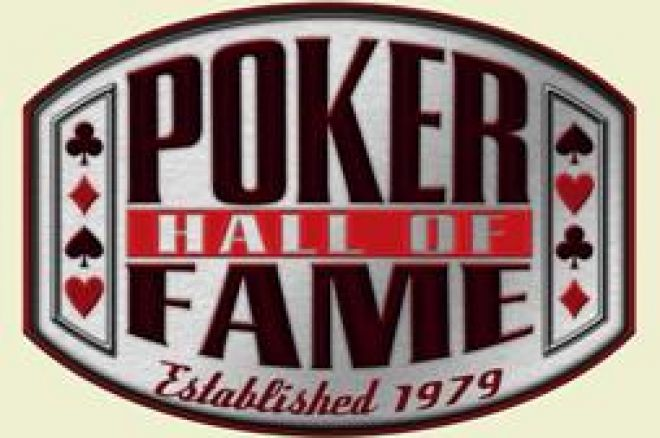 Poker Hall of Fame 2010