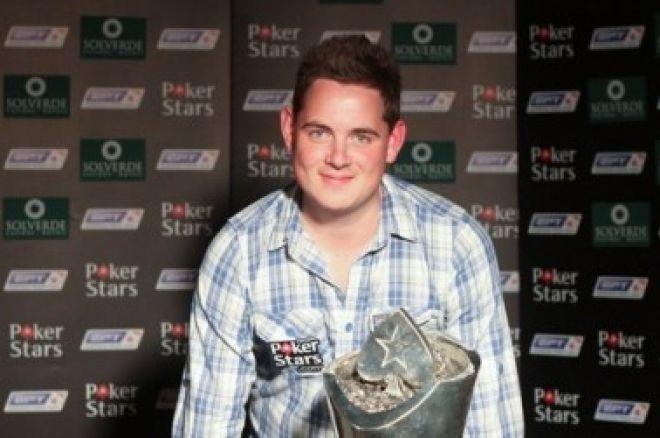 Toby Lewis wint EPT Vilamoura 2010! (€467.835,-)