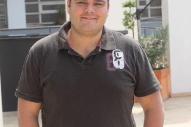 Frederik Brink fik 6. plads ved EPT Vilamoura 0001