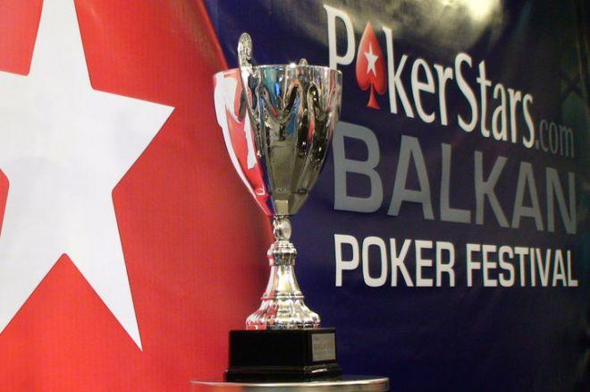 PokerStars Balkan Poker Festival Ден 1Б - Kiril Sidorоv от Русия е лидер 0001