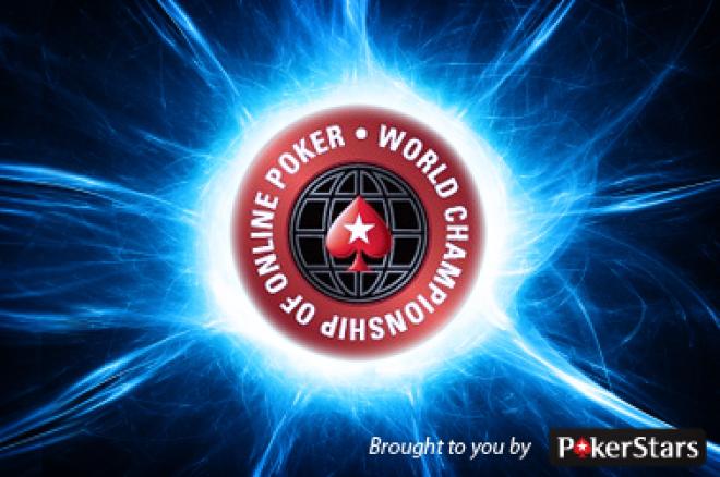 wcoop día 2 poker torneos