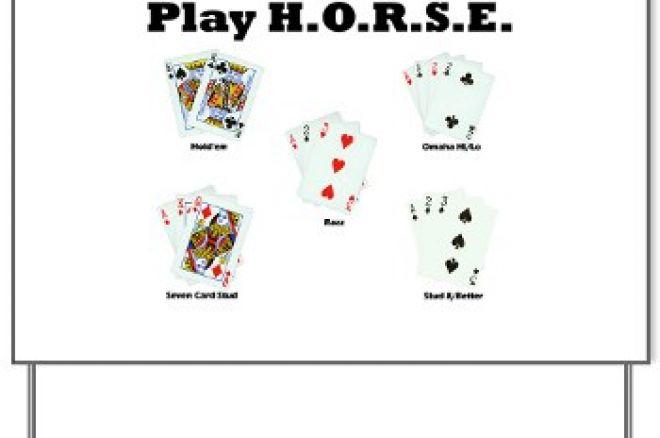 poker horse