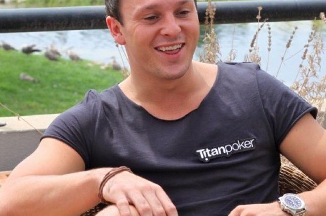 Sam Trickett - PartyPoker World Open IV vinnare