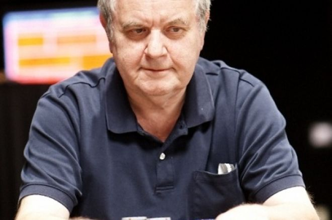 Christer Björin WSOPE 2010 Event #1