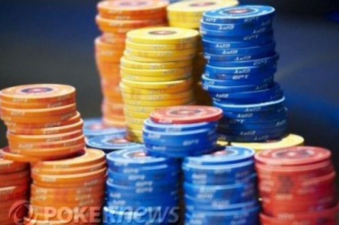 Bankrollo augintojai. 135 žmonių skubos pokerio SnG. Pirma dalis 0001
