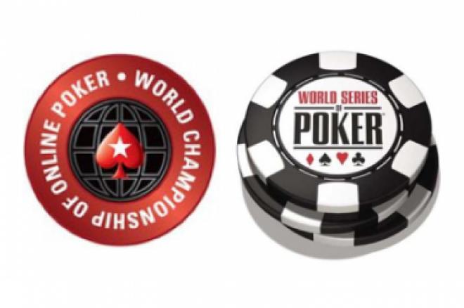 Srovnání WCOOP a WSOP: Počty hráčů a Main Eventy, část 2 0001