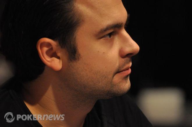 Erik Friberg i WSOPE 2010 Event #3