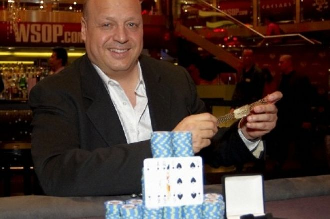 Jeffrey Lisandro vinner femte armband i WSOPE 2010