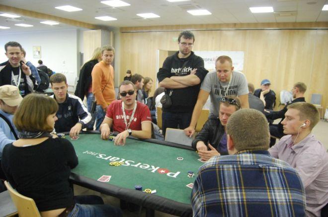 PokerStars.net LSPT Druskininkų etape niekas nesustabdė Rolando Surgailio 0001