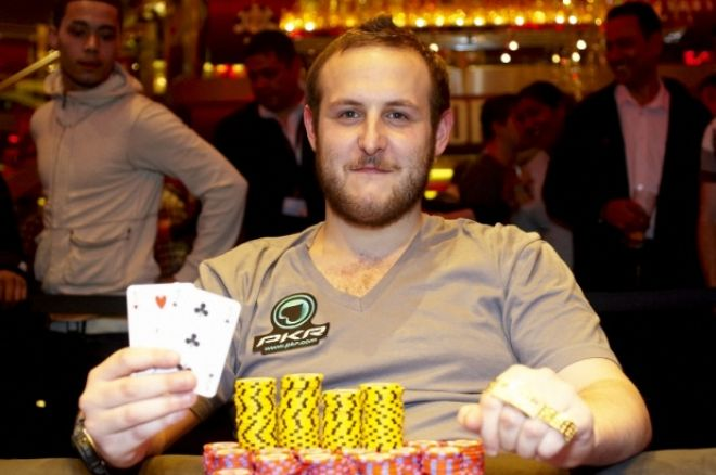 Scott Shelley WSOPE 2010 Event 3 vinnare