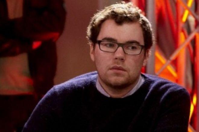 2010 WSOPE Main Event, Den 1b: Ve vedení je šampion Irish Open James Mitchell 0001
