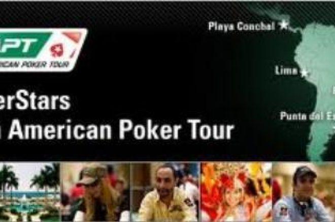 """Онлайн покер кулминация """"на живо"""" в Аржетина 0001"""