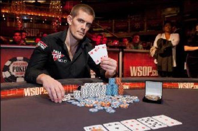 WSOPE 2010 - Gus Hansen vant sitt første bracelets i Event #4: No Limit Hold'em High Roller Heads-Up 0001