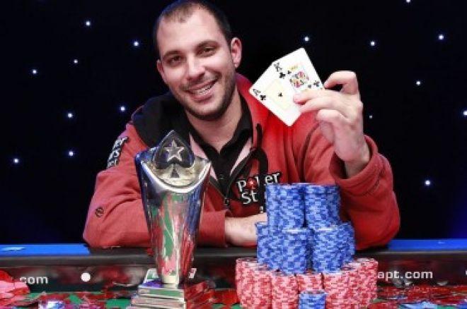 Шампионска титла и $322,280 за Martin Sansour в LAPT Сезон3 0001