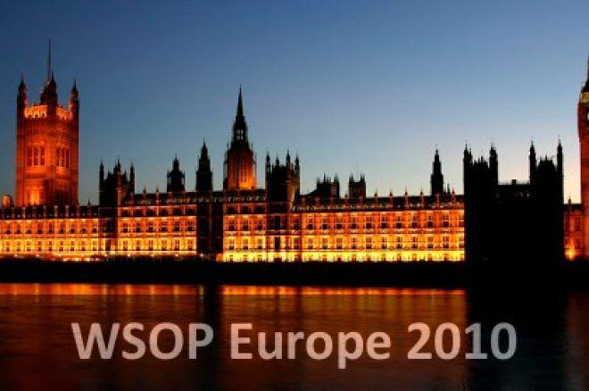 Покер блог на Славен Попов: WSOPE в Лондон 0001