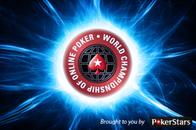 wcoop main event poker torneos