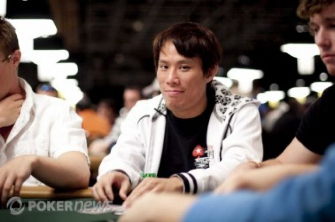 Ръка от Главния турнир на LAPT Rosario с Terrance Chan 0001