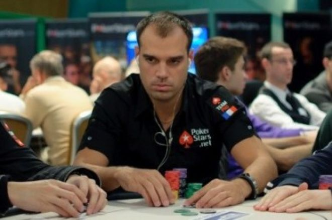 PokerStars EPT London Day 1a: Našlápnuto na rekord, Thomas Bichon blízko špice 0001
