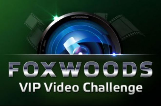 WPT Foxwoods Video Challenge