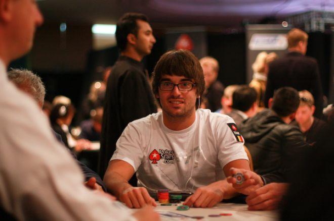 PokerStars EPT Londen: Christophe bovenaan, Sluiter naar huis