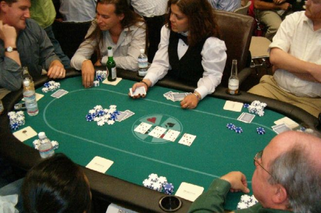 Покер Урок: Разговори по време на игра 0001